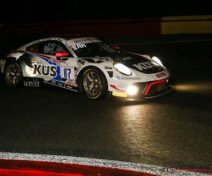 Noodweer speelt 24 uur van Spa-Francorchamps serieus parten