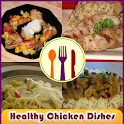 Healthy Chicken Main Dishes icon