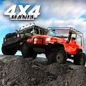 4x4 Mania: SUV Racing icon
