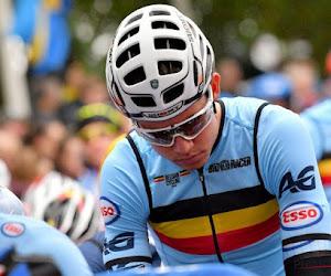 Entourage verwacht Wout van Aert in Jumbo-shirt aan start van de Omloop