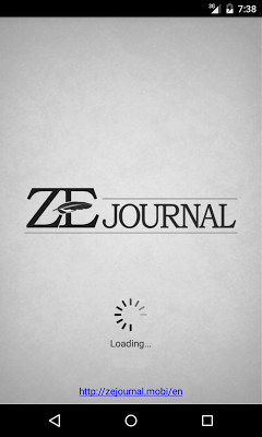 ZE Journal - screenshot
