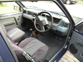 Photo: Renault 5 Campus Interior