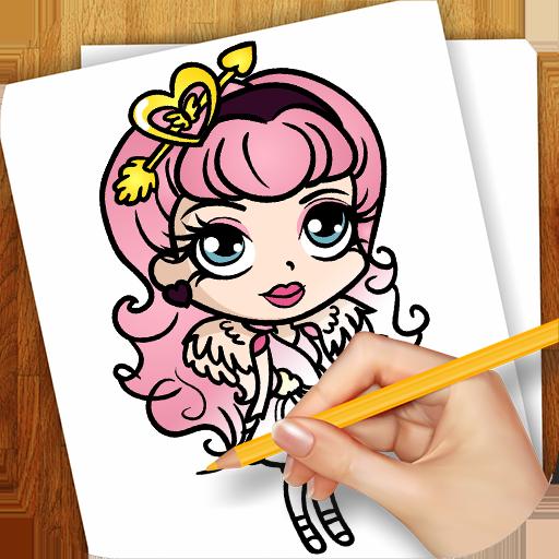 学画画EAH学校 冒險 App LOGO-APP開箱王