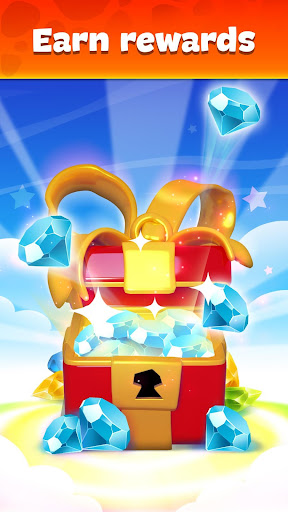 Gemmy Lands: New Jewels and Gems Match 3 Games modavailable screenshots 4
