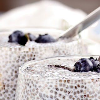 Naked Chia Seed Pudding.