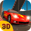Extreme Car Stunts Race 3D icon