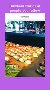 Story Downloader for Instagram - náhled
