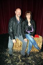 Photo: Greg Blackburn, North Las Vegas Building Official, Melissa