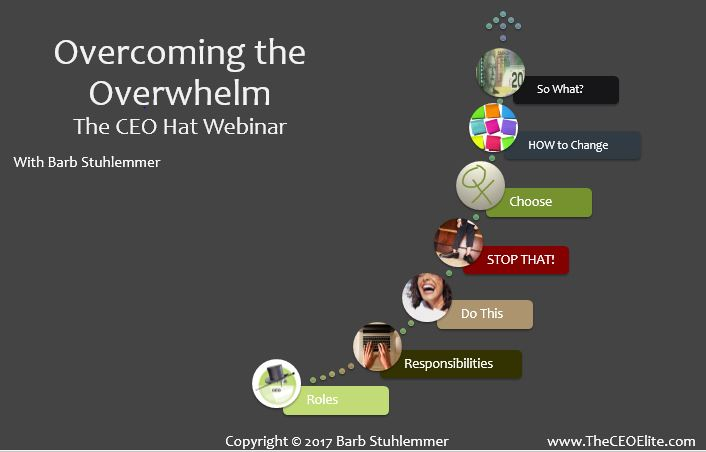 Overview of webinar