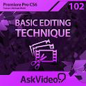 Premiere Editing Techniques icon