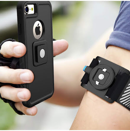 Sportarmband till mobilen - passar alla mobiltelefoner