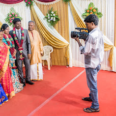 Wedding photographer Pon Prabakaran (ponprabakaran). Photo of 28.06.2016