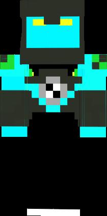 Ben 10 Reboot Diamante Omni Enhanced Nova Skin