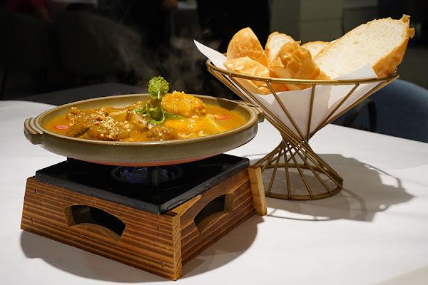 高雄越式料理 | Nonla16 出雲採綠 南越料理廚房,愛河景觀精緻創意菜