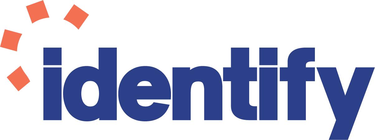 identify marketing logo persona