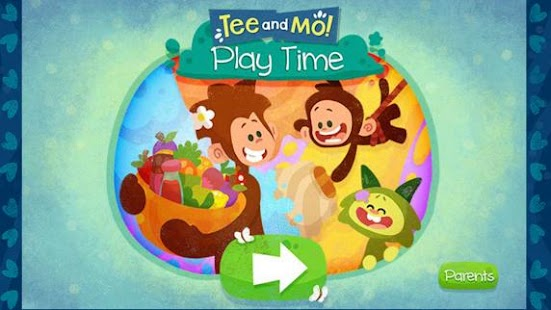 Tee and Mo Play Time Screenshot