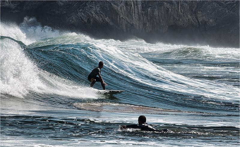 Il coraggio di domare l' oceano! di Giovi18