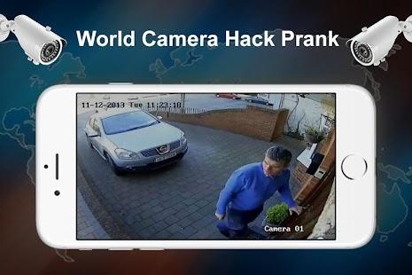 World Camera Hack Prank - náhled