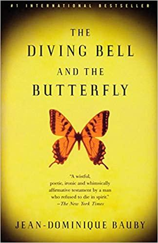 The Diving Bell and the Butterfly: A Memoir of Life in Death:  Jean-Dominique Bauby, Jeremy Leggatt: 9780375701214: Amazon.com: Books