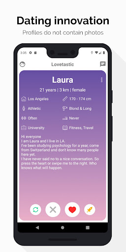 Lovetastic - Find your perfect date 2.0.5 screenshots 1