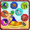 Egyptian Jewels Matching icon
