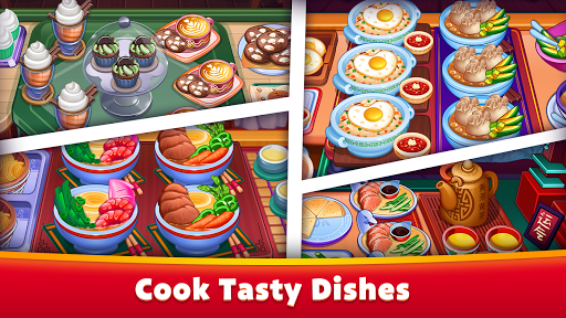 Asian Cooking Star: Crazy Restaurant Cooking Games apkpoly screenshots 6