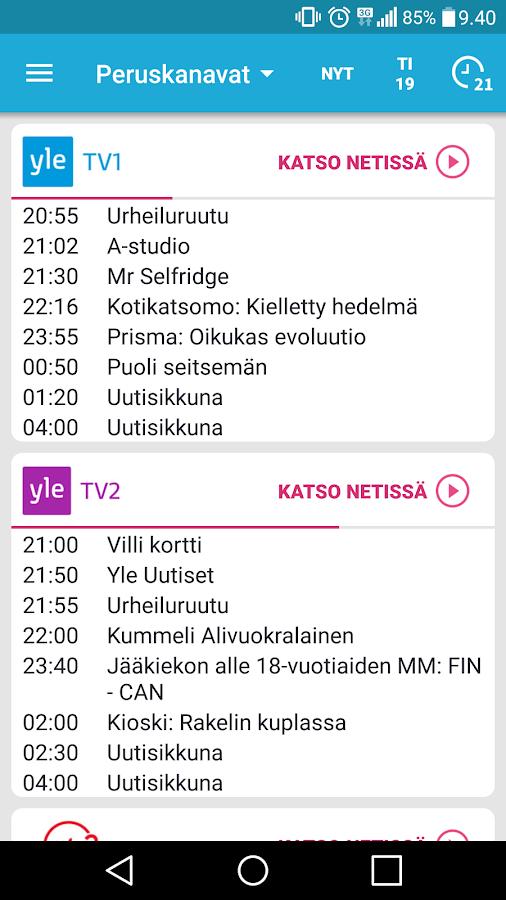 telkku com fi Mantta-Vilppula