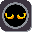 Night vision simulation icon