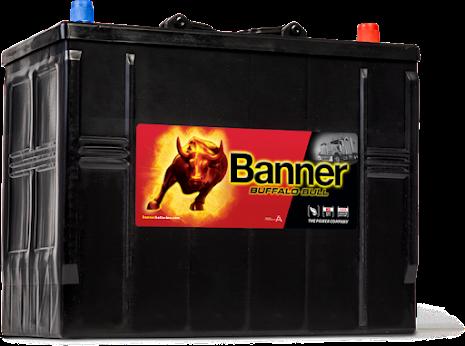 Banner 12V 125Ah Startbatteri