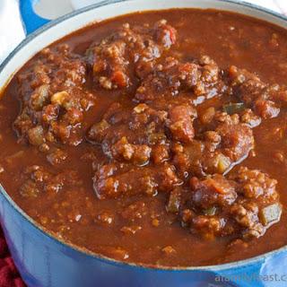 Jack's Chili