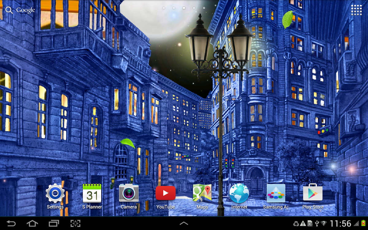 Night City Wallpaper Android Apps Appagg