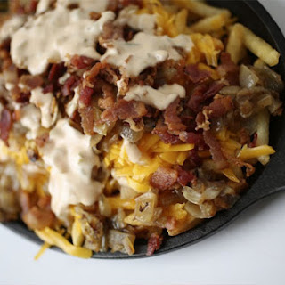 CHEESY DIRTY FRIES