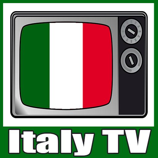 Icon for Italy TV: Italian TV channels Rai