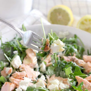Salmon Salad With Goat Cheese Recipes
