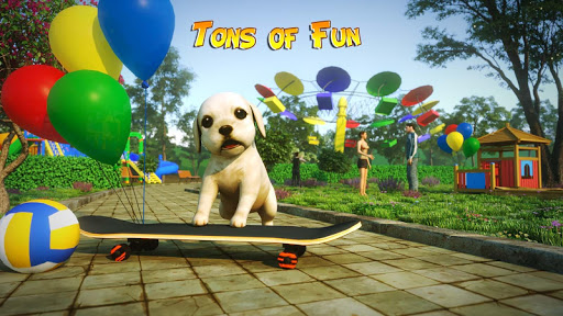 Dog Simulator Puppy Craft  screenshots 3