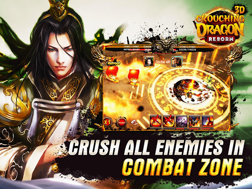 Crouching Dragon 3D Reborn - Global Ancient Combat 1.0.770.1 screenshots 9