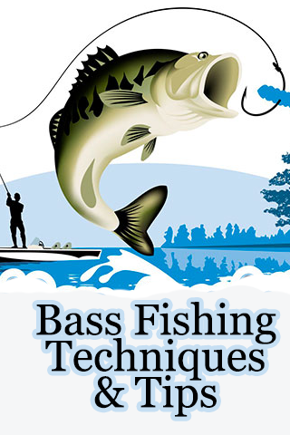 Bass Fishing Techniques & Tips & bass fishing lure 2.2 screenshots 1
