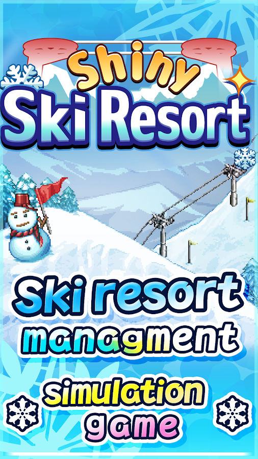 Shiny Ski Resort- screenshot