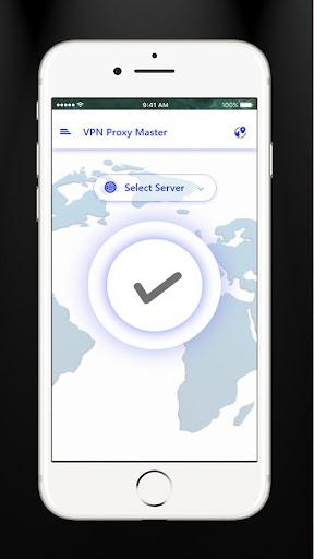 VPN PROXY MASTER 2020  screenshots 2
