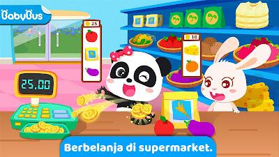 Dunia Bayi Panda