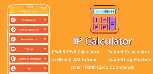 IP Calculate : Subnet & Network Calculater 1 0 apk download