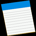 My Note icon