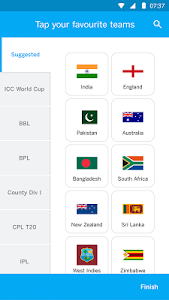 The ESPNcricinfo Cricket App 5.3.1