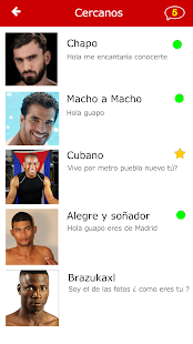 Bakala - Free Spanish gay chat- screenshot thumbnail
