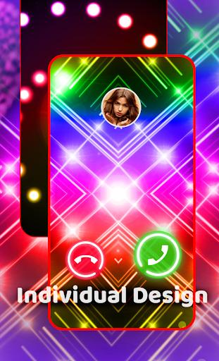 Color Phone Flash - Call Screen Theme, LED 1.2.7 app 4