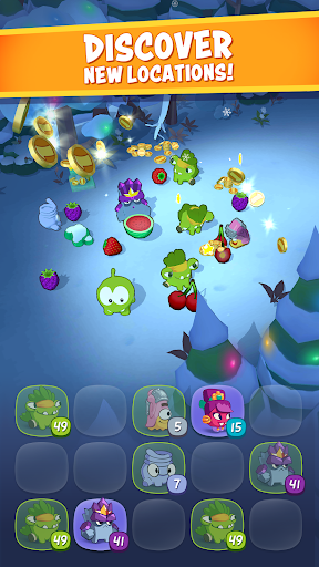 Om Nom: Merge android2mod screenshots 5