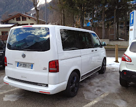 "Photo: Late model 4-Motion TDI VW ""Multivan"" (Not available in US)"
