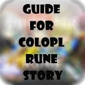 Guide for Colopl Rune Story icon