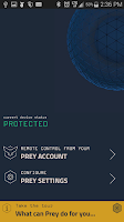 Screenshot of Prey Anti Theft