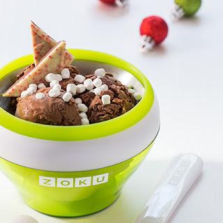 Peppermint Cocoa Ice Cream Recipe
